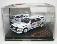 Audi Quattro No. 27 Lombard RAC Rally 1992