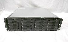 Dell EqualLogic PS6000E 16x 2TB SATA Dual Cont PS6000 32TB ISCSI SAN Storage