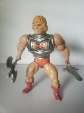 Vintage 1983 BATTLE ARMOR HE-MAN Masters of the Universe Complete Action Figure