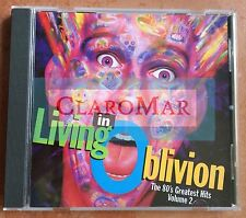 ☀️Living In Oblivion The 80's Greatest Hits Vol 2 CD USA OOP BMG NO BARCODE MINT