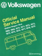 EMPI VW TYPE 2 BUS 1968-1979 BENTLEY TECHNICAL MANUAL BOOK   11-0909