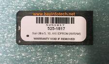 525-1817 Sun Ultra 5/10 IDPROM (NVRAM) New Battery