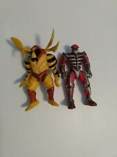 94  bandai power rangers toy lot grumblebee and evil Lord zed