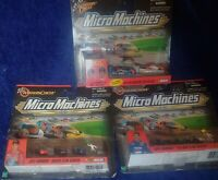 Lot of 3 New factory sealed 1999 Jeff Gordon Winners Circle NASCAR MicroMachines