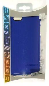 BODY_GLOVE UltraSlim Satin Case for iPhone 6S Plus, 6 Plus (Blueberry)