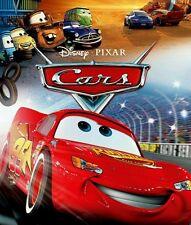 Disney Cars DVD Movie