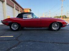 1967 Jaguar E-Type 2 door