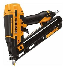 BostitchAIR FINISH NAILER 15GA Smart Point DA1564SP-A, With Utility Hook & Case