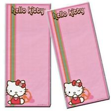 Officially Licensed Horizon Hello Kitty Magnetic List Pad 1pk, 1pcs  #17894