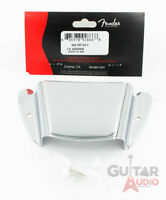 Genuine Fender '51 Tele/P Precision Bass Bridge Ashtray Cover - Chrome w/ Screws