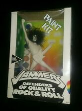 RARE Jammers Lead Guitar Paint Kit 1989 Defenders of Quality Rock & Roll Rocker