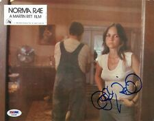 Sally Field Signed Norma Rae Authentic Autographed 8.5x11 Photo PSA/DNA #AA02490