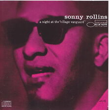 SONNY ROLLINS   CD A NIGHT AT THE VILLAGE VANGUARD