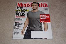 JOSEPH GORDON-LEVITT * CLAY MATTHEWS NFL October 2013 MEN'S HEALTH MAGAZINE