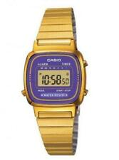 Casio Digital Fashion Vintage Gold Ladies LA670WGA-6D