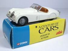 Corgi Solido JAGUAR XK120 Diecast Model 1:43; Century of Cars; Special Edition