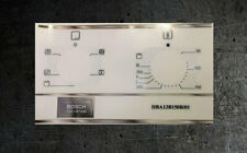 Bosch Hba13B150B compatible sticker set for worn fascia, may suit other models.