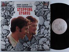 New listing BERT JANSCH & JOHN RENBOURN Stepping Stone VANGUARD LP VG+ *
