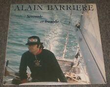 Serenade Et Tragedie Alain Barriere~1979 Canada Import French Folk~NM Vinyl~FAST