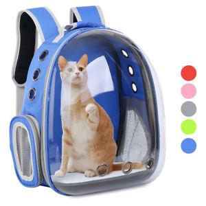 Pet Travel Bag Cat Puppy Dog Carrier Rucksack Stroller Detachable Backpack New✅
