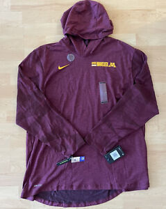 Nike Men's Dri Fit Minnesota Gophers Red NCAA Sweatshirt Hoodie Mens Size XXL