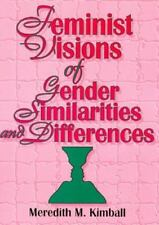 Feminist Visions of Gender Similarities and Differences Haworth Innovations in