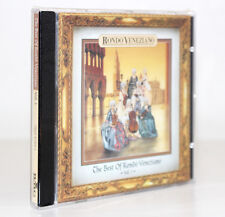 RONDO VENEZIANO. THE BEST OF RONDO VENEZIANO VOL. 1 [CD 1996] FUORI CATALOGO