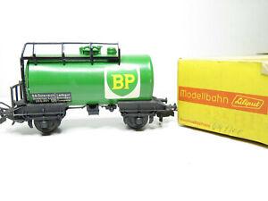 248/1 HO - Liliput 225 HO - Kesselwagen grün BP der ÖBB - mit VP