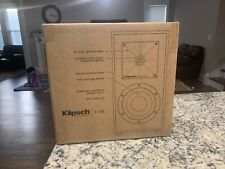 Klipsch R-41M Bookshelf 200W Speaker - 2 Pieces, Black