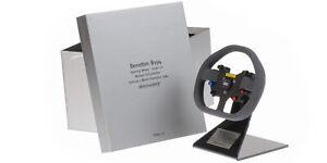 Volante Steering Wheel Schumacher Benetton Ford B194 WC F1 1994 1:2 200941605