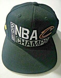NBA 2016 Champs Cleveland Cavaliers Mens Adidas Snapback Ball Cap -new
