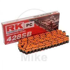 RK STD ARANCIONE 428SB/124 CATENA E CLIP AJP 125 PR 3 Enduro PRO 2008-2015