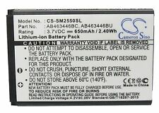 AB463446BC Battery For SAMSUNG GT-C3303k GT-C3520 GT-C3750 GT-E1070 GT-E1100 new