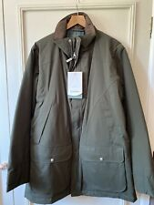 BNWT Schoffel Mens Snipe Shooting Jacket Forest Green Size 46