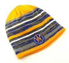 f8f19d93806 Santa Cruz Warriors New Adidas Golden State GLeague Beanie Blue Gold Era Hat  Cap