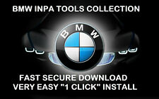 "BMW INPA 5.06 Dealer Diagnostic Software Collection - ""1 Click Install"" Ediabas"