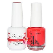 GELIXIR Soak Off Gel Polish Duo Set (Gel + Matching Lacquer) - 112