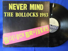 THE BOLLOCKS BROTHERS CHARLY ORIG UK EXC