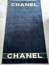 CHANNEL BEACH TOWEL 100% COTTON