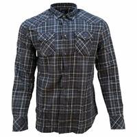 DIESEL SULFEDEN 0QAMS 900 Mens Shirt Long Sleeves Casual Summer Cotton Shirts