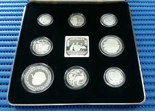 1991 Australia Masterpieces in Silver 25th Anniversary of Decimal Currency Coin