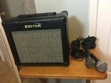 Kustom Guitar Amp KGA10FX  - With 2 Microphone Nice!