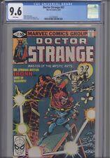 Doctor Strange #47 CGC 9.6 1981 Marvel Comic Roger Stern Story: New Frame