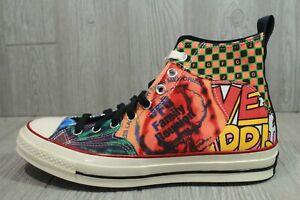 68 Converse Chuck Taylor 70 Hi x Joe Fresh LIMITED EDITION 170646C Shoes SZ 9.5