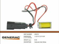 Generac Solenoid 6VDC Molex 0F9273-Molex Choke  Air Cooled Units