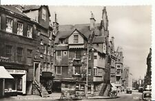 Scotland Postcard - The Royal Mile - Edinburgh - Real Photograph - Ref ZZ4846