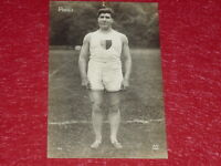 [Coll.J. DOMARD SPORT] OLYMPIC GAMES PARIS 1924 / RAOUL PAOLI (FR) CPA A.NOYER
