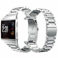 Per cinturino bracciale in acciaio inossidabile Fitbit Ionic