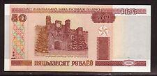 Belarus--50 Rublei Banknote--CU--2000