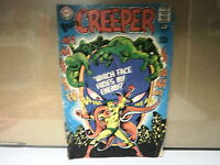 L5 DC COMIC BEWARE THE CREEPER ISSUE 4 DECEMBER 1968 IN GOOD CONDITION